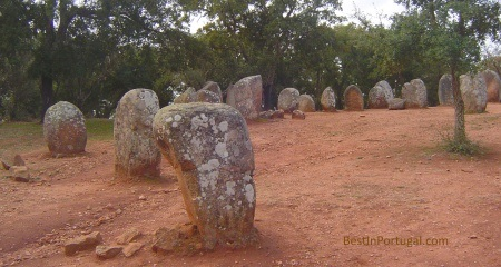 Almendres Cromlech_2 by BestInPortugal.com
